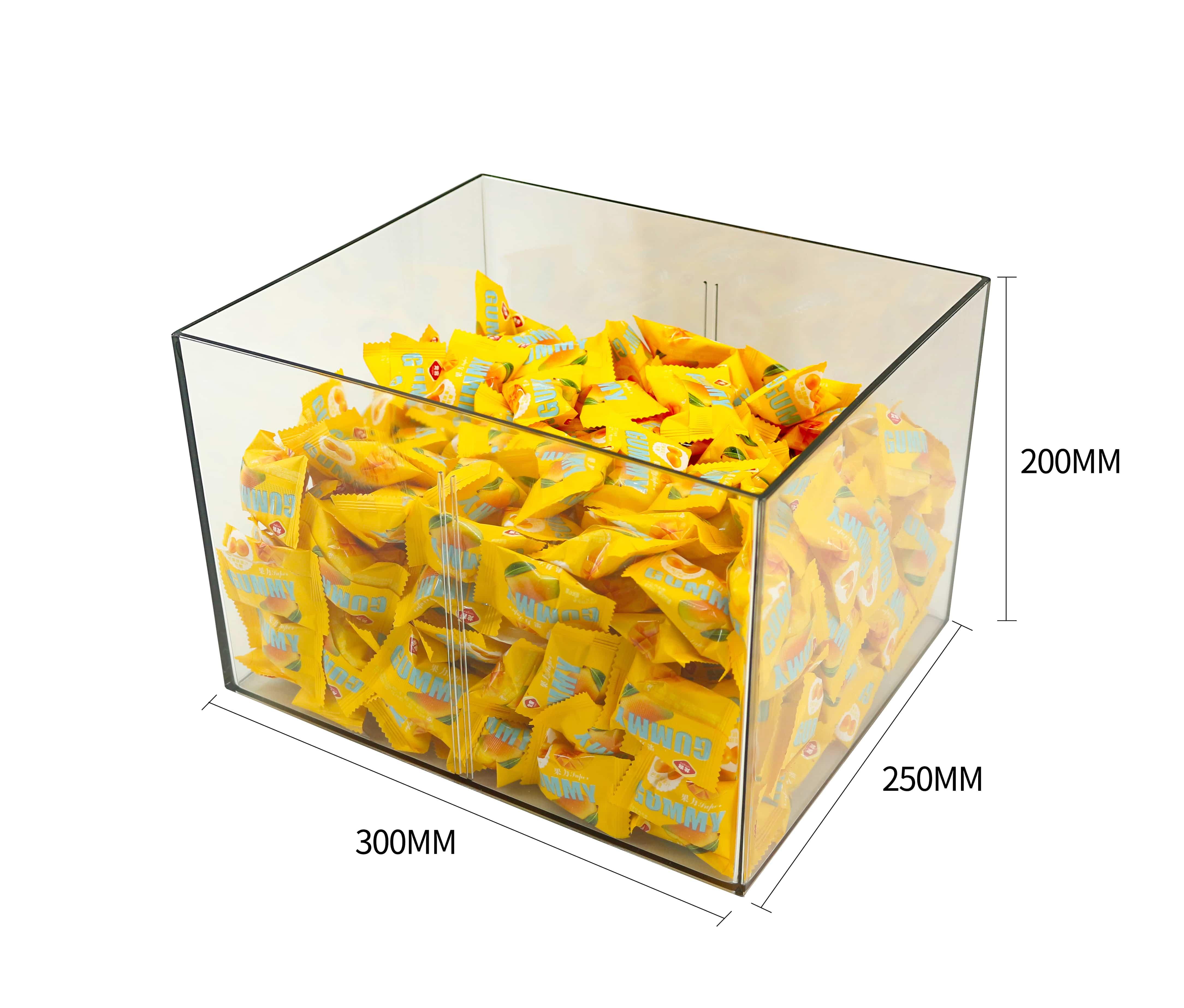 Candybox Großbehälter für Lebensmittelindustrie
