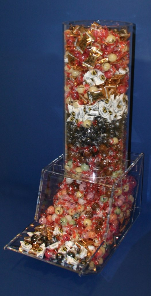Candybox Zylinder