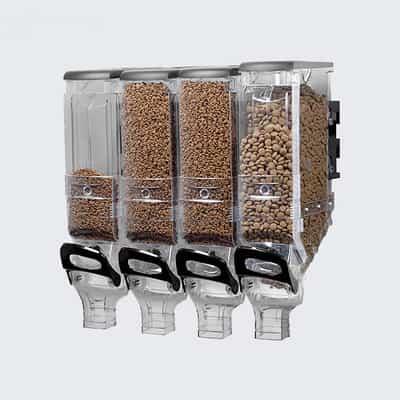 Schwerkraftspender 15cm Breit 19 Liter