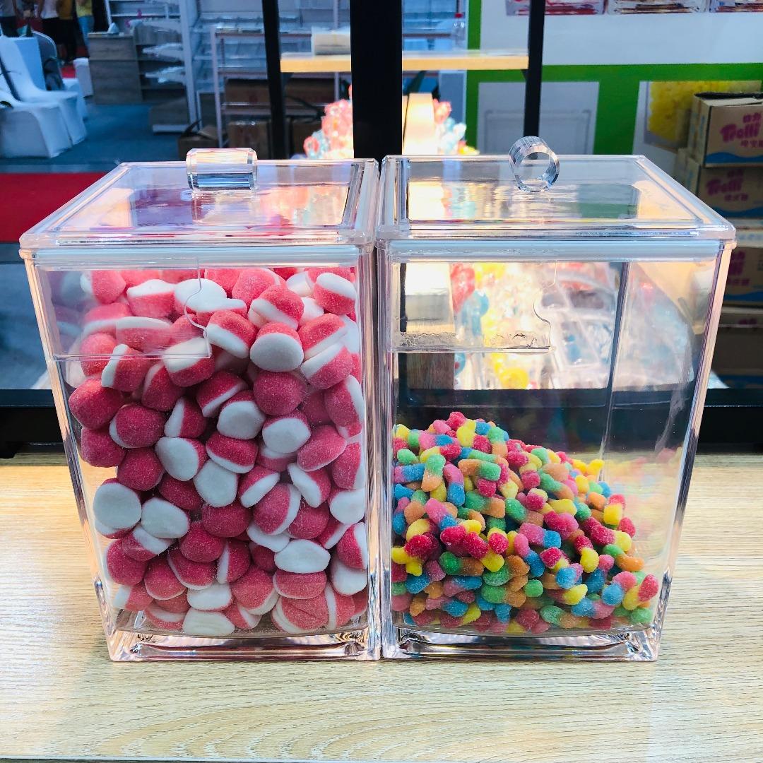 Luftdichter Candypot